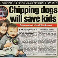 Safer Dog Campaign (The Sun)