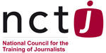 nctj National Council for the Training of Journalists