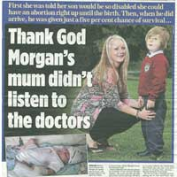Brave Morgan (Mail on Sunday)