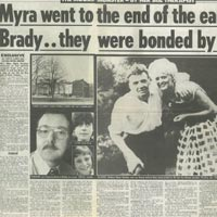 Myra Hindley Serialisation (Mirror)