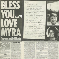 Myra Hindley article 2 (Mirror) Newspaper Article